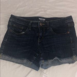 Size 11 mossimo (target brand) jean shorts